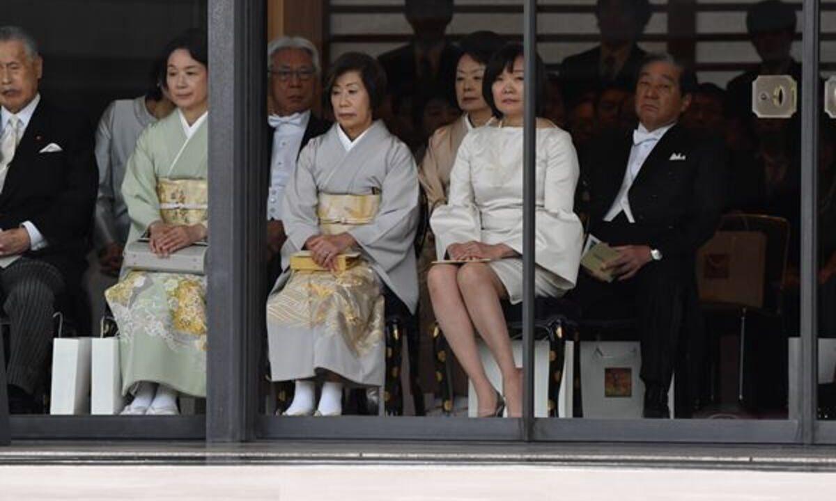 紀子さま、昭恵夫人ドレスを「素敵でしたよ!」と絶賛
